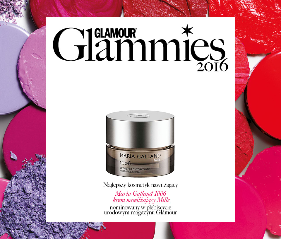 Glammies MARIA GALLAND